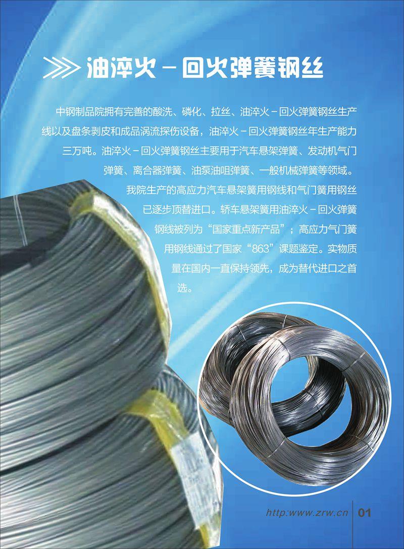Sinosteel Zhengzhou Research Institute of Steel Wire Products Co., Ltd.